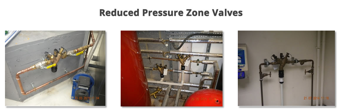 RPZ Valve Servicing and Testing